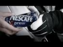 Реклама NesCafe с Кими Райкконеном (2003)