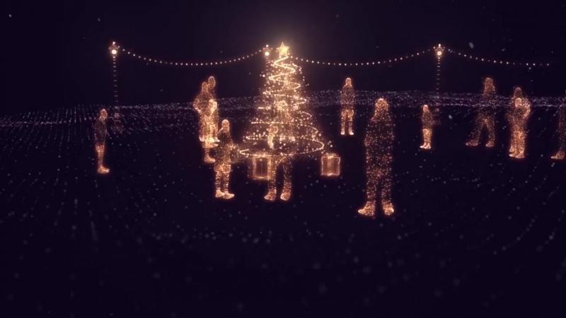 Новогоднее поздравление от Салазара Слизерина