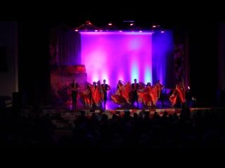 ФЭБиТД- Дебют 2017. Цыганский танец