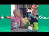 ПОПРОБУЙ НЕ ЗАСМЕЯТЬСЯ - смешные приколы с детьми