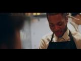 Промо-ролик для кафе Дружба - ужин с Жаком Энтони и Сашей Спилберг