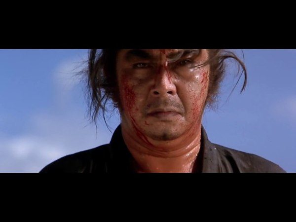 Lone Wolf and Cub Vs In The Air Tonight (Mash Up )