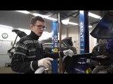 Academeg тестирует очиститель тормозов ВМПАВТО
