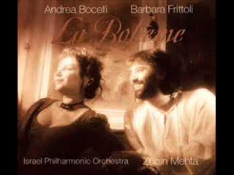 Andrea Bocelli - Vecchia Zimarra, Senti