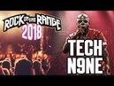 TECH N9NE Live At Rock on the Range 2018 (Full Concert)