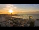 Pattaya 4K Sunset Timelapse _ SKY MEDIA