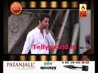 Barun Sboti Playing Cricket on IPKNND Set Iss pyar Ko Kya Naam Doon