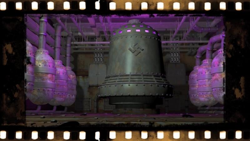 Немецкий проект - КОЛОКОЛ и летающие объекты - ГИТЛЕРА ! ( Машина времени и летающие диски )