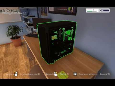 PC Building Simulator 5 ► Русская версия нашего любимого Компьютерщика