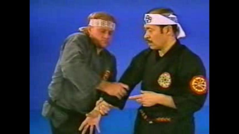 Сёто Танемура Кокусай Дзю дзюцу рэнмэй ч.1