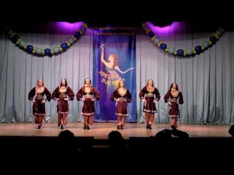 Nour Dance Academy . ДАБКА. 2-место на