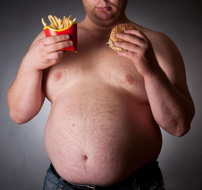 Неправильное питание и ожирение