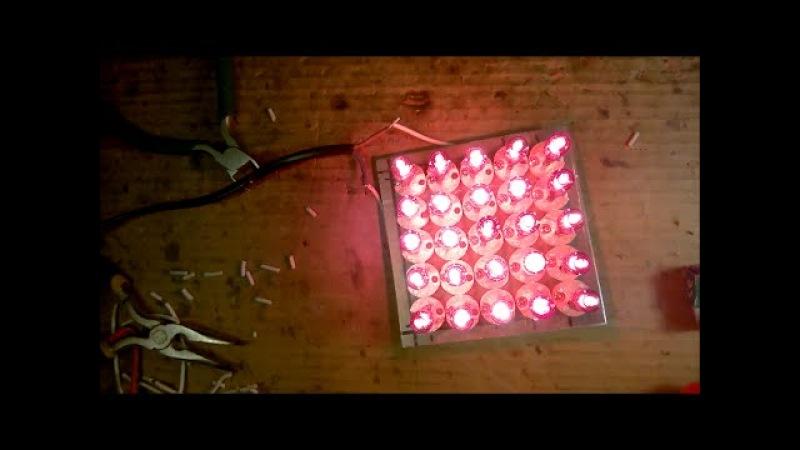 5 ИК паяльная станция своими руками Сonstruction of infrared soldering station
