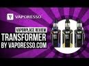 Vaporesso Transformer Kit vaporesso Vaporplace review