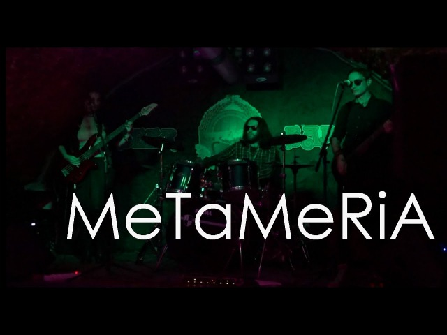 Metameria - Live in Kherson (Beer Bar)