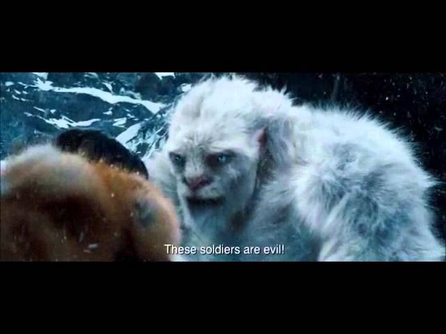 The Mummy 3 - Tomb Of The Dragon Emperor ....Yetis Abominable Snowmen Kick Some Ass