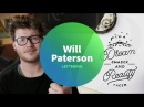 Live Lettering with Will Paterson 2 of 3
