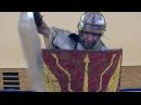 Римское фехтование - Техника защиты и атаки