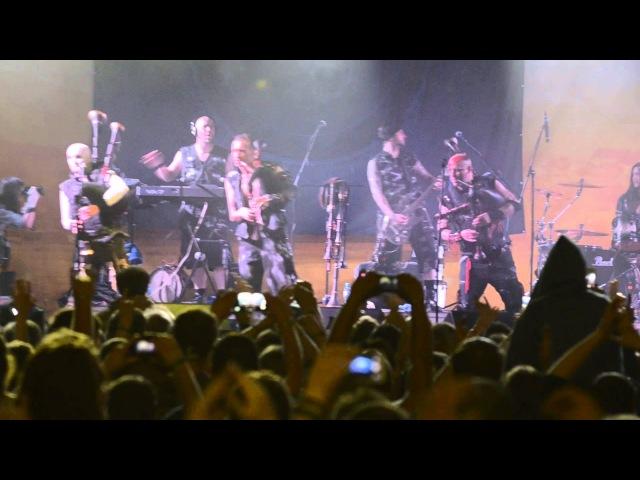 Tanzwut - Катюша ( folk summer fest 18.07.2015 Гусь - Хрустальный)