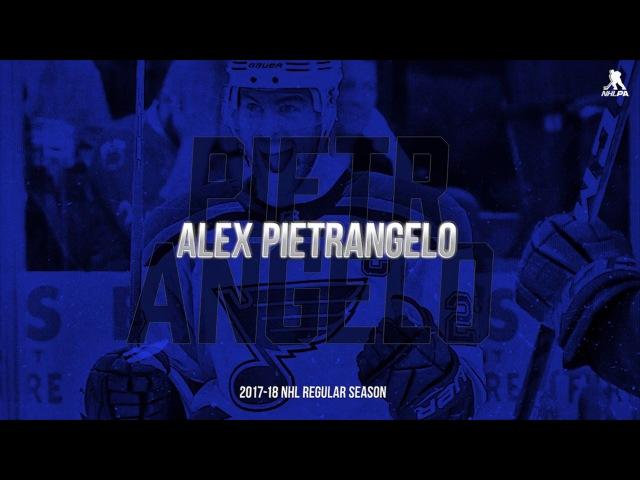 Игрок недели по версии NHL PA | 19032018 | Алекс Пьетранджело
