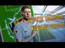 [ANALYSE TACTIQUE] Kevin de Bruyne : le milieu le plus complet du monde ?