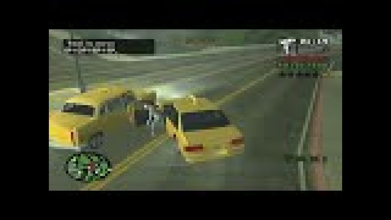 GTA: San Andreas - Car Delivery (Easter Bay) (100% Game Completion)