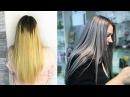 Окрашивание волос в серый цвет Как почистить базу ASH BLONDE SILVER HAIR Колористика ОНЛАЙН