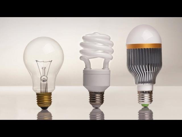 Секреты обычных лампочек, важно!