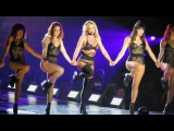 Britney Spears - Breathe On Me, Slumber Party &amp Touch Of My Hand (Live In Asia)