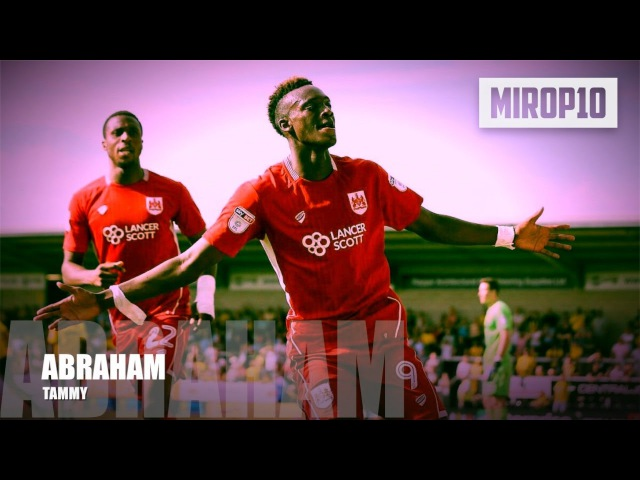 NEW™ ✭ TAMMY ABRAHAM ✭ THE TERMINATOR ✭ Skills Goals ✭ 2016 2017 part 2