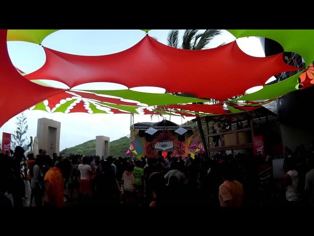 Insane Creatures live at Freedom Blast Festival 2016 @ Nyex Club, Anjuna, GOA.