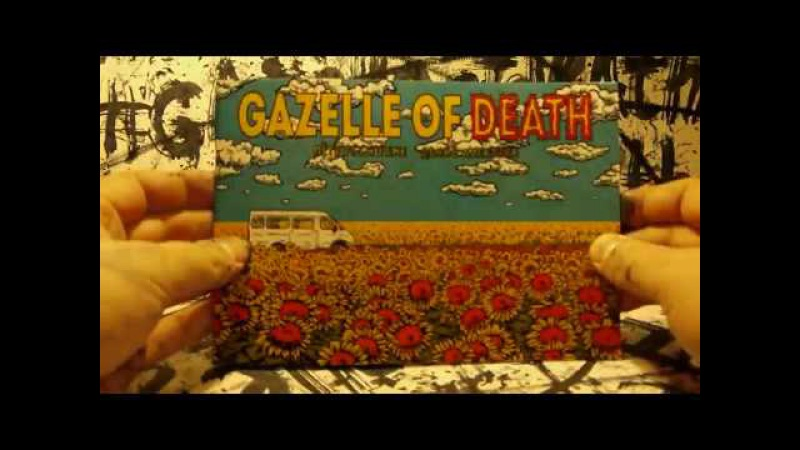Gazelle of death UA (single)