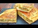 Постный заливной пирог с капустой и грибами идеальный рецепт