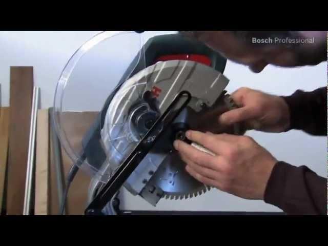 Bosch GCM 10 J (Торцовочная пила) -Klondayk.com.ua-