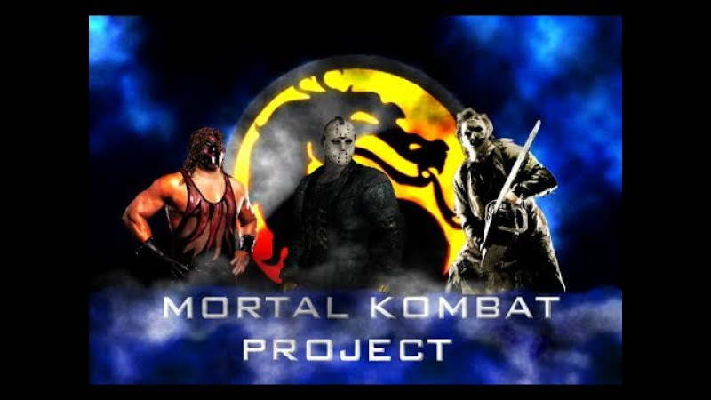 M.U.G.E.N Mortal Kombat Project 2.5 (PC) - Jason, Kane Leatherface Gameplay