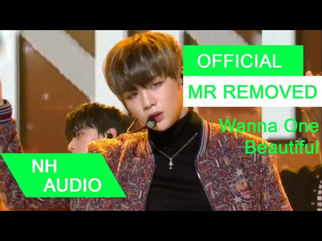 [MR Removed] Wanna One - Beautiful