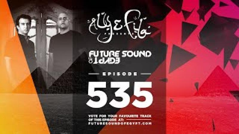 Future Sound of Egypt 535 with Aly Fila