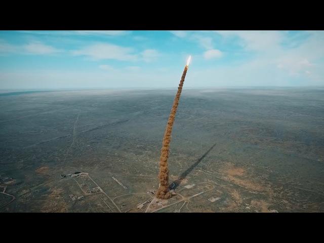Стратегическая ПРО России испытательные пуски противоракет