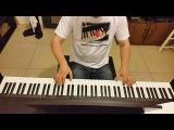 Листья Жёлтые - Лайма Вайкуле Раймонд Паулс пианино кавер piano cover
