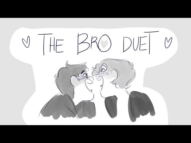 Boyf riends the bro duet storyboard animatic
