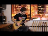 Andy Timmons - Gone (Guitar Cover by Kirill Safonov)