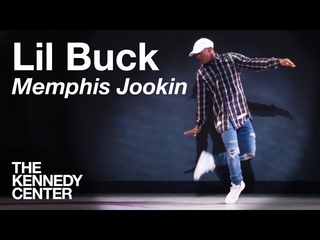 Lil Buck Memphis Jookin