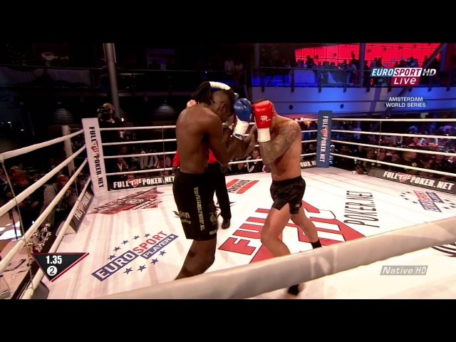 Nieky Holzken vs Murthel Groenhart United Glory 12