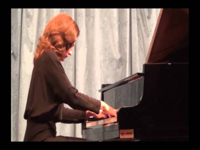 Astor Piazzolla : Oblivion - Tatiana Primak Khoury ( piano)