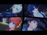 Gintama Rumble - пятый рекламный ролик