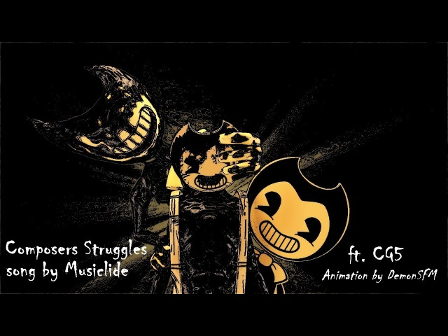 SFM BATIM Composers Struggles ft CG5 Song by Musiclide REMAKE