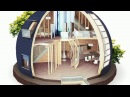 🔝 Top 40 Geodesic Dome Home Ideas 2018