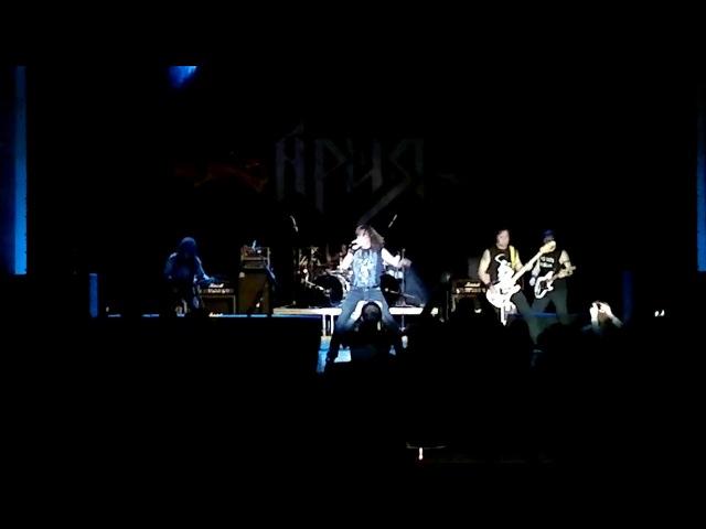 Ария - Король Дороги (25.04.2013, Жуковский)