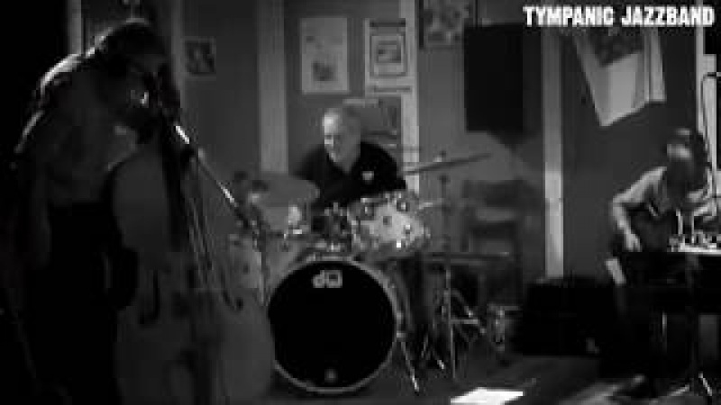 Tympanic Jazzband: Tiger Rag - Rehearsal 2014