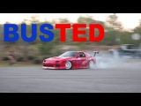 LGFU — Florida Street Drifting BUSTED: Cop Takes A Ride.